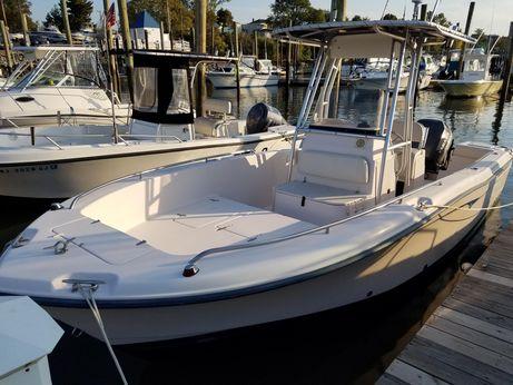 1999 Grady-White 222 FISHERMAN