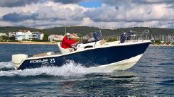 2019 Focus Motor Yachts SUNDECK 21