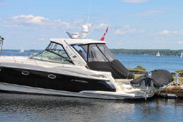 2011 Monterey 400 IPS Sport Yacht