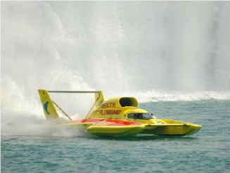 2011 Unlimited Hydroplane