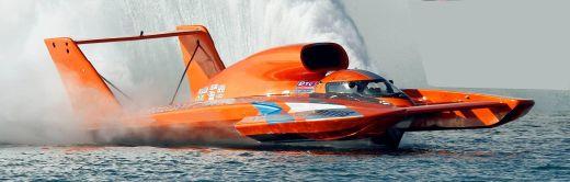 2011 U-37 Unlimited Hydroplane