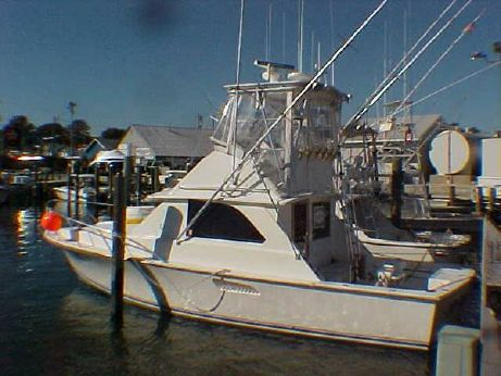 1978 Bertram Sportfisherman