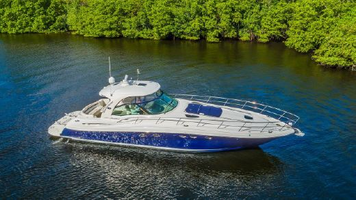 2005 Sea Ray Sundancer 500