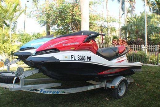 2008 Kawasaki Ultra LX 54 Hours
