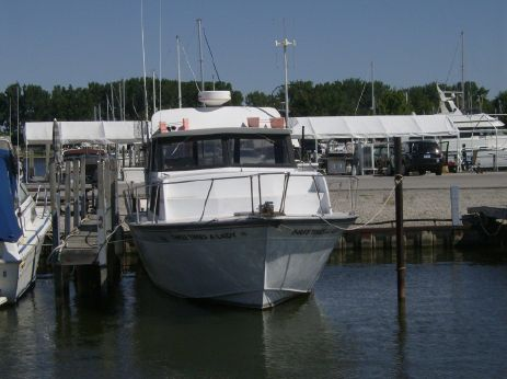 1989 Marinette 32 Sport Fisherman