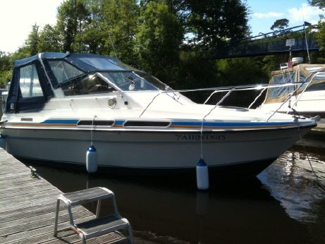 1988 Fairline Carrera 24
