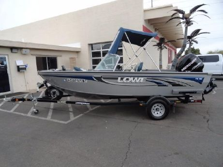 2008 Lowe 165 Fish & Ski
