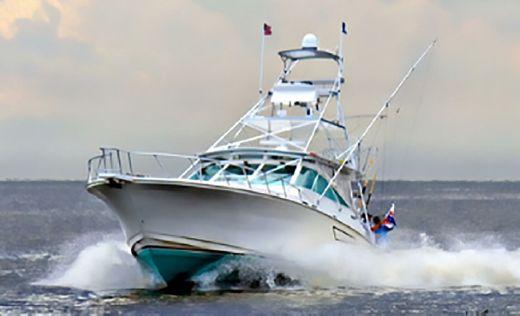 2001 Cabo Yachts Express