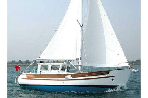 2007 Northshore Fisher 34