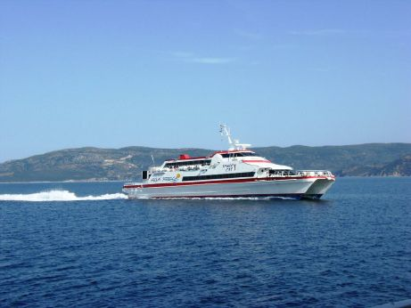 1989 High Speed Catamaran 40m 1703.1