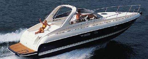 2008 Airon Marine 345