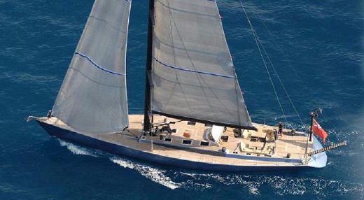 1991 Wally Yachts Wally 83