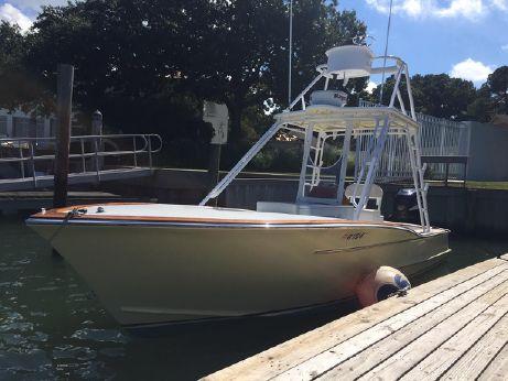 2001 Stokes Custom Carolina 24 CC