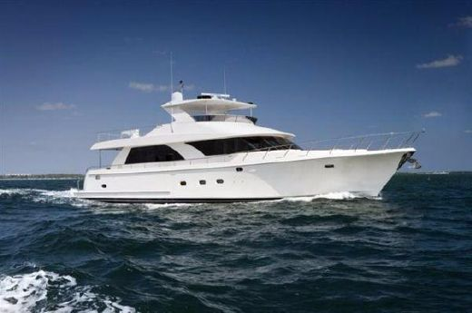 2009 Ocean Alexander 74 Open Flybridge