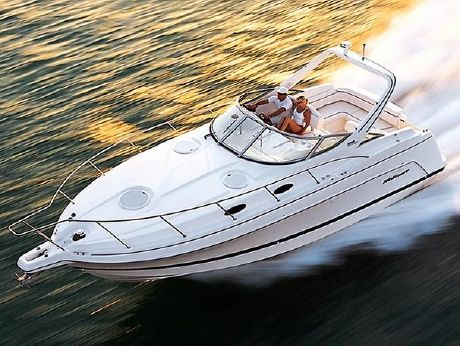 2002 Wellcraft 3000 Martinique