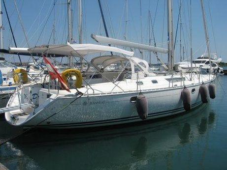 1996 Jeanneau Sun Odyssey 45.2