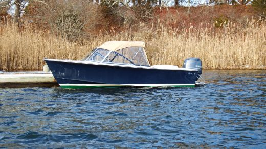 2016 Rossiter 17 Closed Deck Runabout