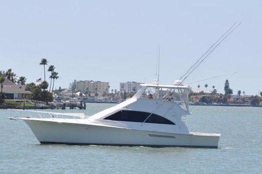 2001 Ocean Yachts Convertible Super Sport