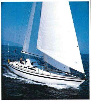 1991 Taswell 56