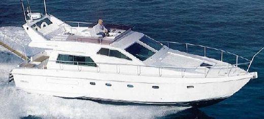 1986 Ferretti Yachts 44