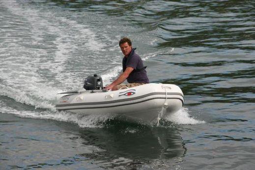 2015 Ribeye Tender TL260 boat only