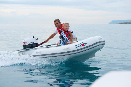 2017 Ribeye Tender TL260 boat only