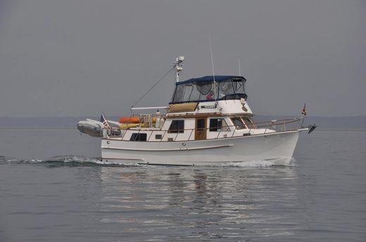 1989 Monk Trawler