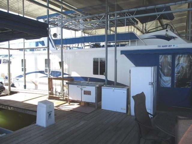 2008 Lakeview 55 Houseboat Power Boat For Sale Www Yachtworld Com