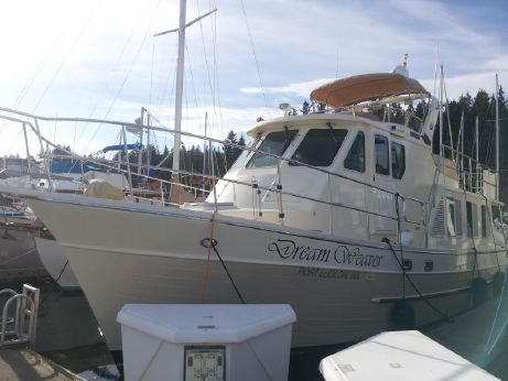 2010 North Pacific 43' Pilothouse