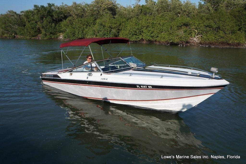 1986 Wellcraft Nova II 26 Power Boat For Sale - www ...