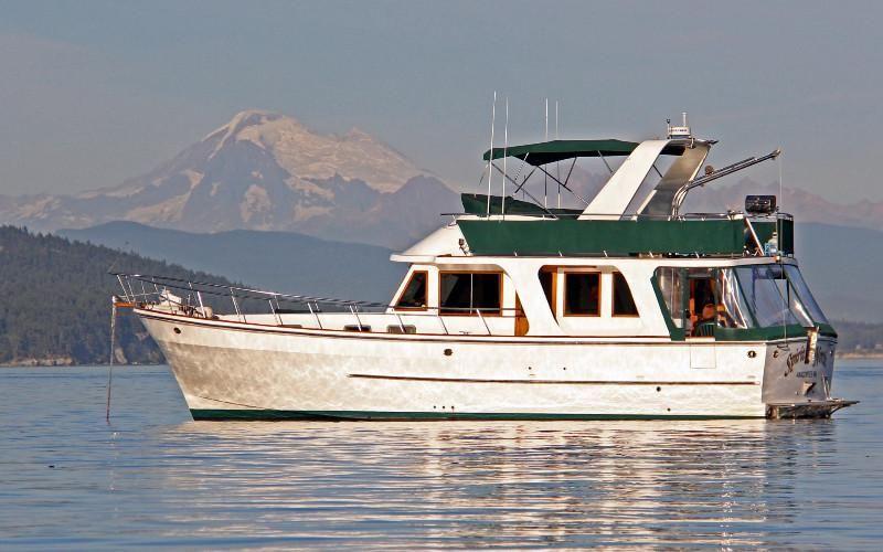 1984 chb europa trawler