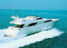 1999 Ferretti YachtsCust...