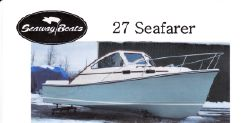 2014 Seaway 27 Close Out Seafarer