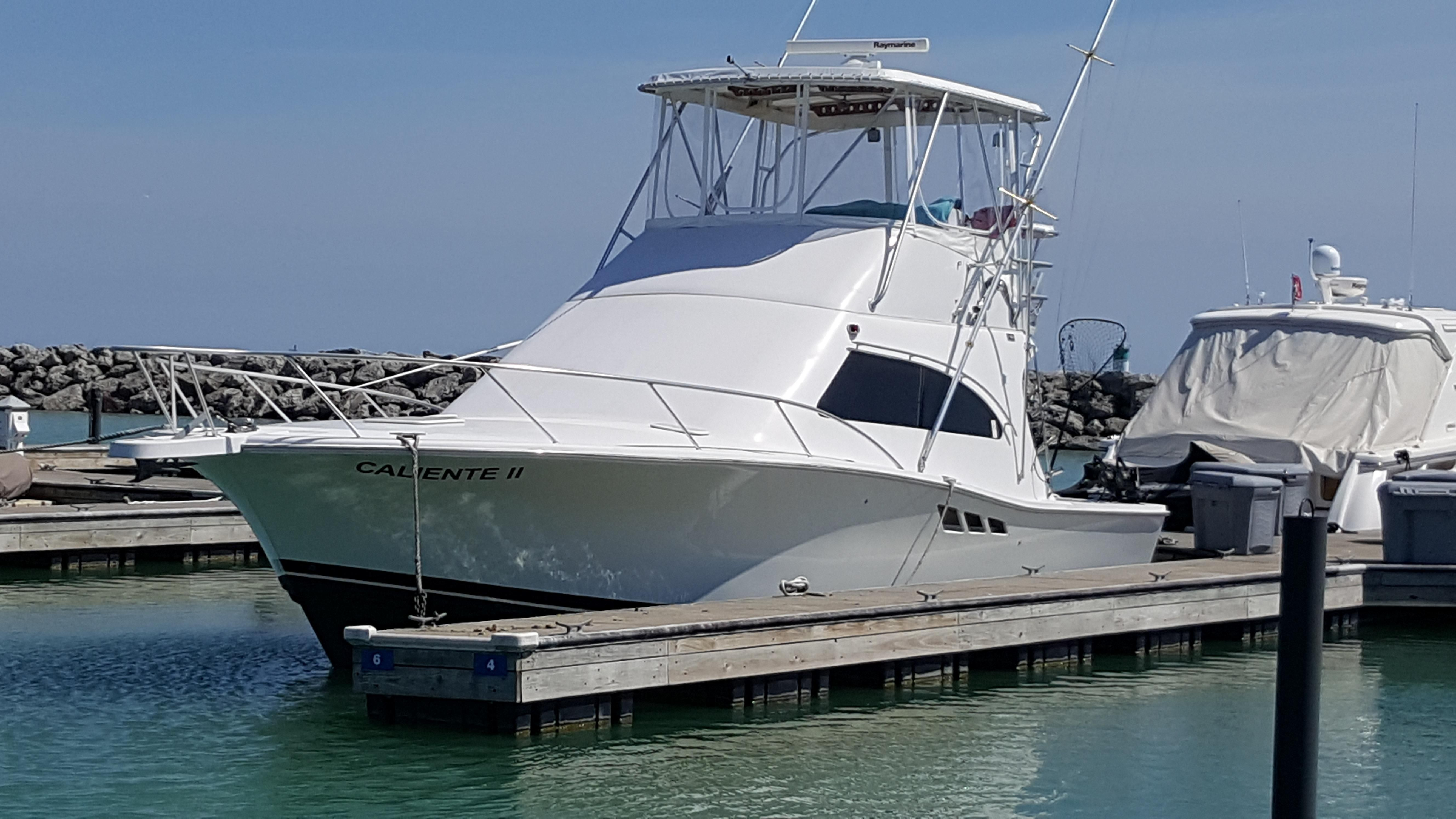 2000 luhrs 36 convertible sport fish power boat for sale for Sport fishing boats for sale by owner