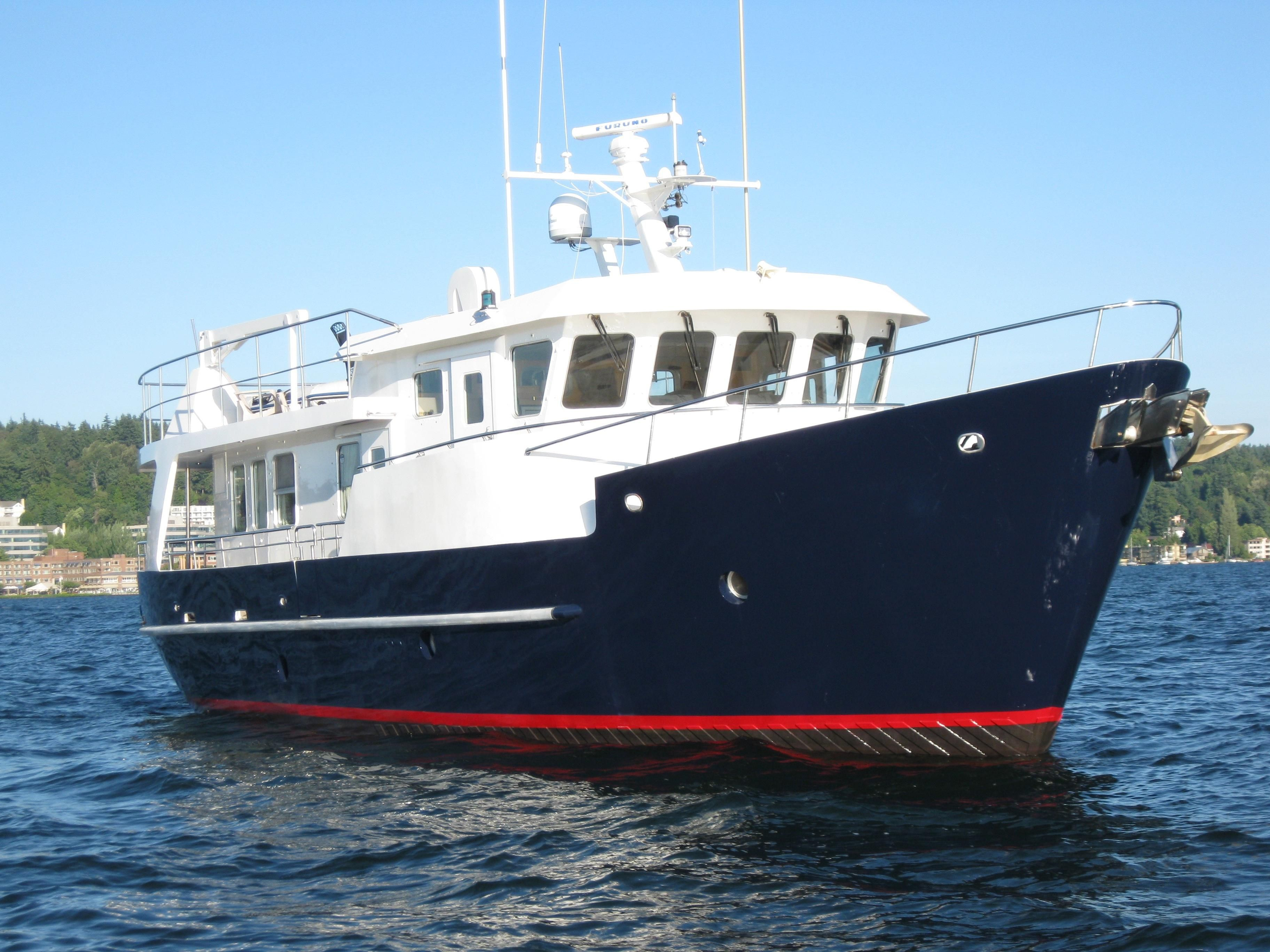 Cape Horn Boats For Sale >> 1999 Cape Horn Long Range Trawler Power Boat For Sale - www.yachtworld.com