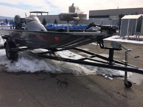 2015 Alumacraft Prowler 165