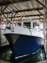 2006 American Tug 41