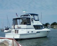 1999 Carver 404 CP MY