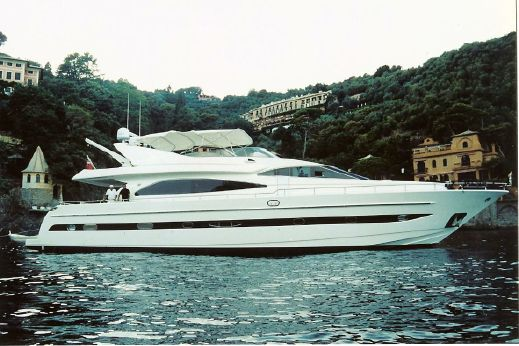 2001 Astondoa 82 GLX