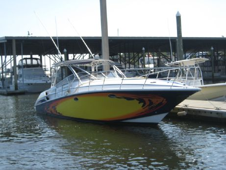 2005 38 Fountain Sport Fish Cruiser