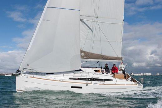 2016 Jeanneau 349 Sun Odyssey