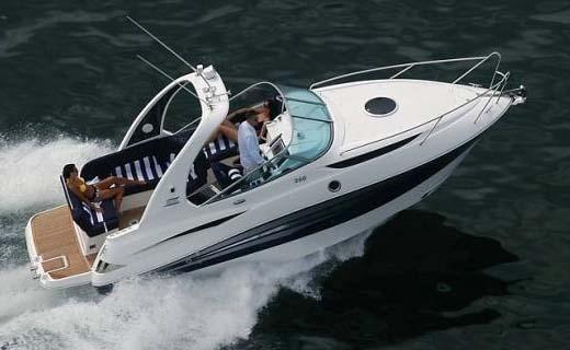 2008 Galeon 260 Cruiser