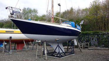 1972 Custom AA-Boat S&S 6.6