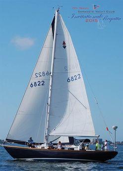 1972 Bristol 40 sloop