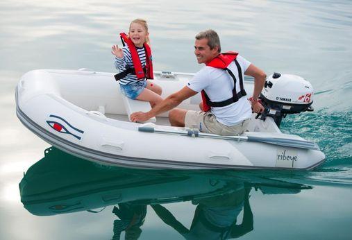 2016 Ribeye Tender TL240 boat only