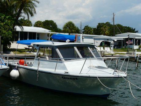 1986 Island Hopper 30