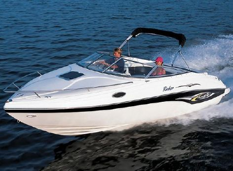 2001 Rinker 232 Captiva Cuddy