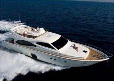 2008 Ferretti 780 HT