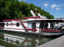 1986 Sumerset Houseboat