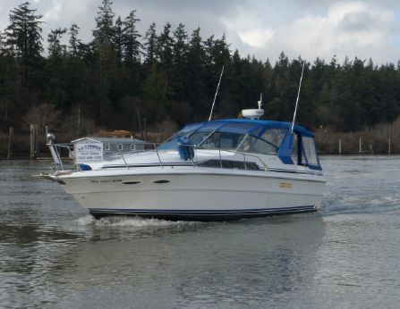 1988 Sea Ray Express Cruiser 340